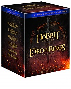 Middle Earth Collection Extended cut (18 Blu-ray + 12 DVD)