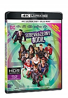 Suicide Squad 4K Ultra HD Extended cut (2 Blu-ray)
