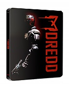 DREDD 3D + 2D Steelbook™ Limited Collector's Edition + Gift Steelbook's™ foil (Blu-ray 3D + Blu-ray)