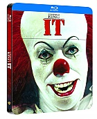 Stephen Kings IT Steelbook™ Limited Collector's Edition + Gift Steelbook's™ foil (Blu-ray)
