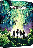 GHOSTBUSTERS (2016) 3D + 2D Steelbook™ Limited Collector's Edition + Gift Steelbook's™ foil (Blu-ray 3D + Blu-ray)