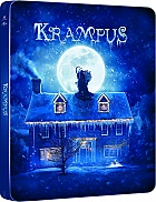 Krampus Steelbook™ Limited Collector's Edition + Gift Steelbook's™ foil (Blu-ray)