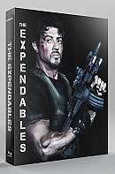 FAC #60 THE EXPENDABLES FullSlip + Lenticular magnet EDITION #1 Steelbook™ Limited Collector's Edition - numbered (2 Blu-ray)