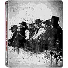THE MAGNIFICENT SEVEN (2016) Steelbook™ Limited Collector's Edition + Gift Steelbook's™ foil (2 Blu-ray)