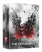 FAC #60 THE EXPENDABLES 1 + 2 EDITION #3 HARDBOX FULLSLIP (Double Pack E1 + E2) Steelbook™ Limited Collector's Edition - numbered (4 Blu-ray)