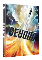 FAC --- STAR TREK BEYOND Edition 1 3D + 2D Steelbook™ Limited Collector's Edition - numbered (Blu-ray 3D + Blu-ray)