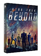FAC #81 STAR TREK BEYOND JAYLAH Lenticular 3D FullSlip EDITION 2 3D + 2D Steelbook™ Limited Collector's Edition - numbered (Blu-ray 3D + Blu-ray)