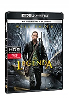 I Am Legend 4K Ultra HD (2 Blu-ray)