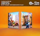 FAC #62 ZOOTOPIA EDITION #2 Lenticular FullSlip 3D + 2D Steelbook™ Limited Collector's Edition - numbered