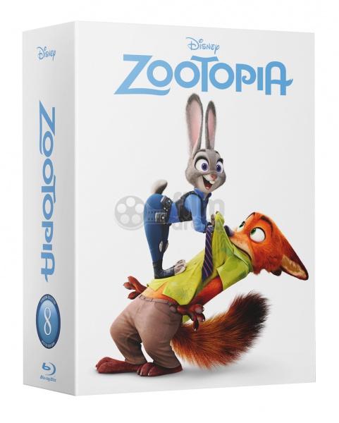 FAC #62 ZOOTOPIA EDITION #3 HARDBOX FullSlip 3D + 2D