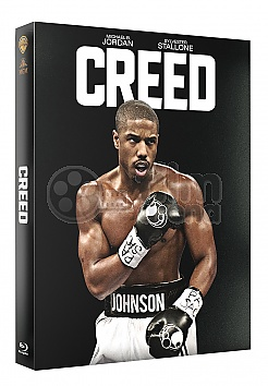 FAC #75 CREED Lenticular 3D FullSlip EDITION 2 Steelbook™ Limited Collector's Edition - numbered