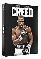 FAC #75 CREED Lenticular 3D FullSlip EDITION 2 Steelbook™ Limited Collector's Edition - numbered (Blu-ray)