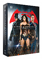 FAC --- BATMAN v SUPERMAN: Dawn of Justice EDITION 2 3D + 2D Steelbook™ Extended cut Limited Collector's Edition - numbered (Blu-ray 3D + 2 Blu-ray)