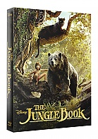 FAC #71 THE JUNGLE BOOK Edition 1 FULLSLIP + LENTICULAR MAGNET 3D + 2D Steelbook™ Limited Collector's Edition - numbered (Blu-ray 3D + Blu-ray)