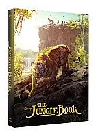 FAC #71 THE JUNGLE BOOK Edition 2 LENTICULAR FULLSLIP 3D + 2D Steelbook™ Limited Collector's Edition - numbered (Blu-ray 3D + Blu-ray)