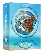 FAC #78 VAIANA + Lenticular Magnet EDITION #3 HARDBOX FullSlip 3D + 2D Steelbook™ Limited Collector's Edition - numbered (2 Blu-ray 3D + 2 Blu-ray)