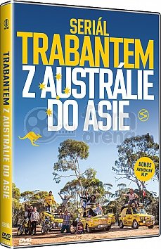 Trabantem z Austrálie do Asie  Collection