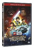 Lego Star Wars: The Freemaker Adventures 1. season (2 DVD)