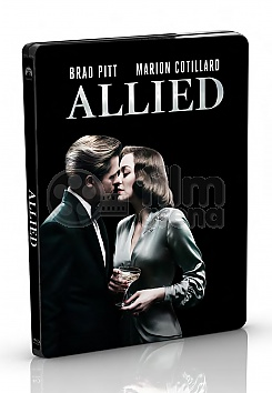 ALLIED Steelbook™ Limited Collector's Edition + Gift Steelbook's™ foil