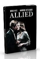 ALLIED Steelbook™ Limited Collector's Edition + Gift Steelbook's™ foil (Blu-ray)