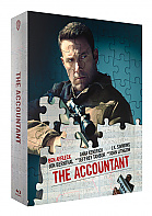 FAC --- THE ACCOUNTANT Lenticular FullSlip EDITION #2 Steelbook™ Limited Collector's Edition - numbered (Blu-ray)