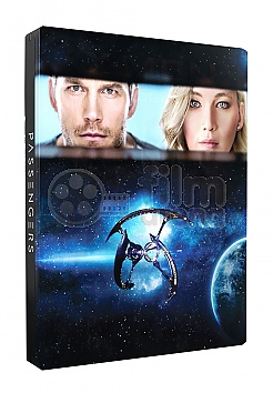 Passengers 3D + 2D Steelbook™ Limited Collector's Edition + Gift Steelbook's™ foil