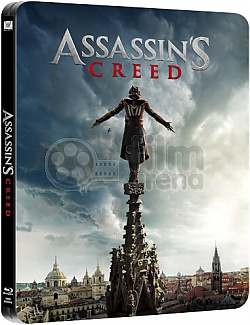 ASSASSIN'S CREED 3D + 2D Steelbook™ Limited Collector's Edition + Gift Steelbook's™ foil