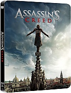 ASSASSIN'S CREED 3D + 2D Steelbook™ Limited Collector's Edition + Gift Steelbook's™ foil (Blu-ray 3D + Blu-ray)