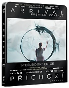 ARRIVAL Steelbook™ Limited Collector's Edition + Gift Steelbook's™ foil (Blu-ray)