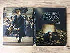 Fantastic Beasts and Where to Find Them 3D + 2D Steelbook™ Limited Collector's Edition + Gift Steelbook's™ foil