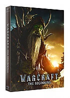 FAC #64 WARCRAFT The Beginning FULLSLIP + LENTICULAR MAGNET Edition #1 3D + 2D Steelbook™ Limited Collector's Edition - numbered (Blu-ray 3D + Blu-ray)