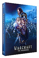 FAC #64 WARCRAFT: The Beginning FULLSLIP + BOOKLET + COLLECTOR'S CARDS Edition #2 feat. BLACK BARONS Steelbook™ Limited Collector's Edition - numbered (Blu-ray)