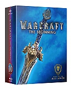 FAC #64 WARCRAFT: The Beginning HARDBOX FULLSLIP (Double Pack E1 + E2)  Edition #3 3D + 2D Steelbook™ Limited Collector's Edition - numbered (Blu-ray 3D + 2 Blu-ray)