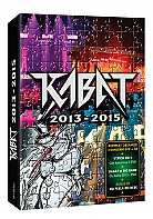 Kabát 2013-2015 Collection (3 DVD + CD)