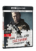 The Accountant 4K Ultra HD (2 Blu-ray)