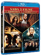 Dan Brown Collection (3 Blu-ray)