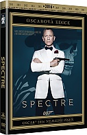 JAMES BOND 24: Spectre - Oscarová Edice (DVD)