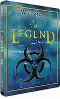 I AM LEGEND Steelbook™ Limited Collector's Edition + Gift Steelbook's™ foil (Blu-ray)