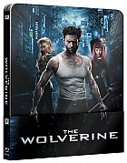 THE WOLVERINE + 3D LENTICULAR MAGNET Edition 2017 Steelbook™ Limited Collector's Edition + Gift Steelbook's™ foil (Blu-ray)