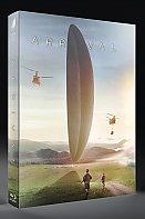 FAC #68 ARRIVAL FullSlip + Lenticular Magnet Steelbook™ Limited Collector's Edition - numbered (Blu-ray)