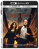 Inferno 4K Ultra HD (2 Blu-ray)
