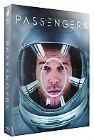 FAC #73 PASSENGERS FullSlip + Lenticular Magnet 3D + 2D Steelbook™ Limited Collector's Edition - numbered (Blu-ray 3D + Blu-ray)