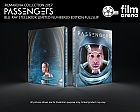 FAC #73 PASSENGERS FullSlip + Lenticular Magnet 3D + 2D Steelbook™ Limited Collector's Edition - numbered