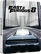 The Fate of the Furious Steelbook™ Limited Collector's Edition + Gift Steelbook's™ foil (2 Blu-ray)