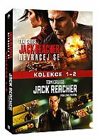 JACK REACHER 1 + 2 Collection (2 DVD)