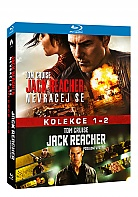 JACK REACHER 1 + 2 Collection (2 Blu-ray)