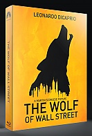 FAC #70 THE WOLF OF WALL STREET FullSlip (Loyalty GIFT) Steelbook™ Limited Collector's Edition - numbered (Blu-ray)
