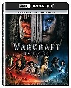 Warcraft 4K Ultra HD (2 Blu-ray)