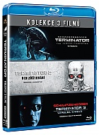 TERMINÁTOR 1 - 3 Collection (3 Blu-ray)