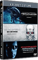 TERMINÁTOR 1 - 3 Collection (3 DVD)